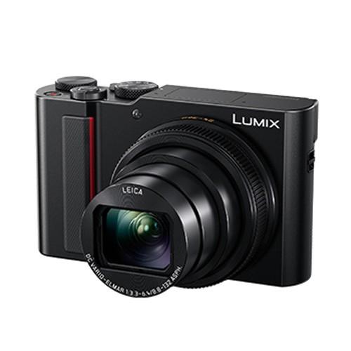 Panasonic Lumix Digital Camera DC-TZ220 - Black
