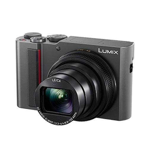 Panasonic Lumix Digital Camera DC-TZ220 - Silver
