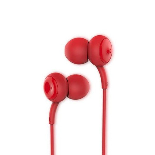 Remax Music Earphone with Mic RM-510 - Red