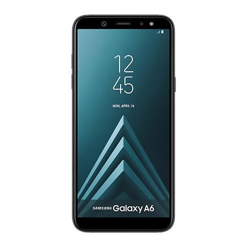 Samsung Galaxy A6 (2018 Edition) - Black