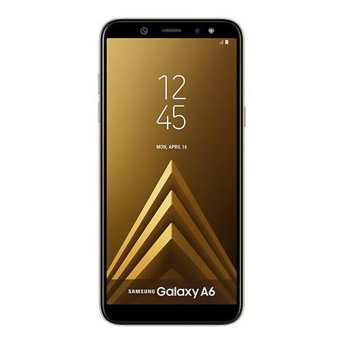 Samsung Galaxy A6 (2018 Edition) - Gold