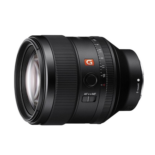 Sony Lensa FE 85mm F1.4 GM SEL85F14GM - Black