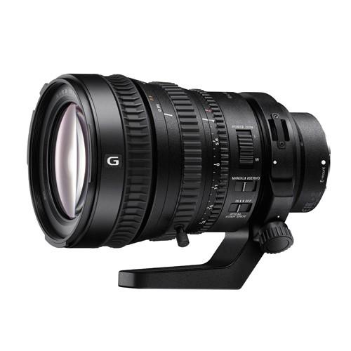 Sony Lensa FE PZ 28-135mm F4 G OSS SELP28135G - Black