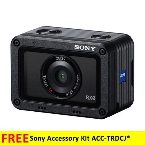 Sony Ultra-Compact Digital Camera DSC-RX0