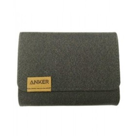 Anker Premium Travel Pouch for Anker A1310 - Brown
