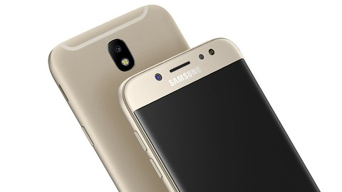 Samsung Galaxy J7 Pro - Pink