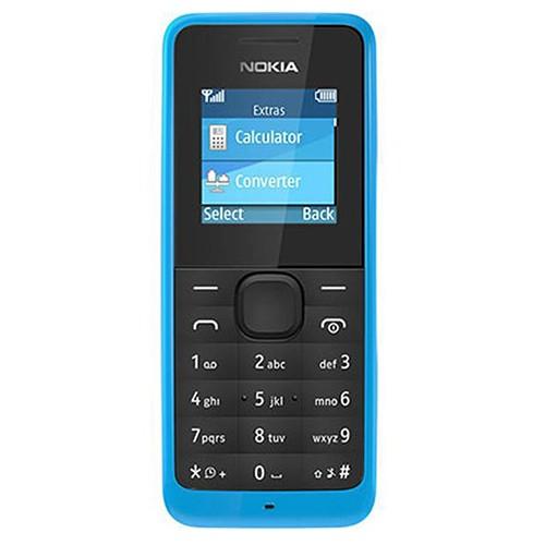 Nokia N105 - Cyan