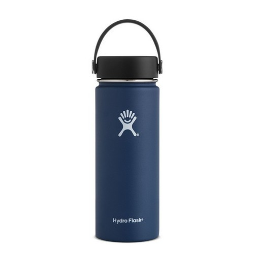 Hydro Flask Wide Mouth 18OZ - Cobalt