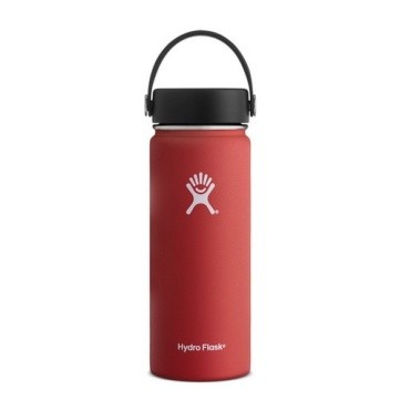 Hydro Flask Wide Mouth 18OZ - Lava