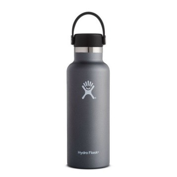 Hydro Flask Standard Mouth 18OZ - Graphite