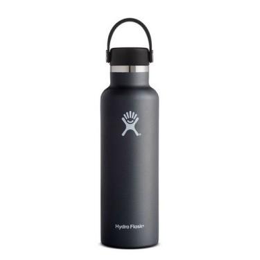 Hydro Flask Standard Mouth 21OZ - Black
