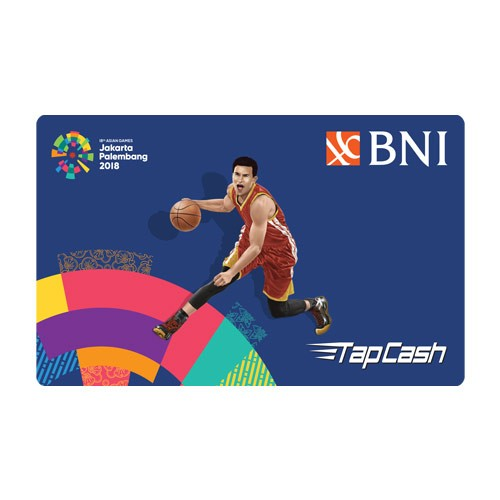 BNI TapCash Asian Games - Atlet Basket