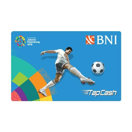 BNI TapCash Asian Games - Atlet Sepak Bola