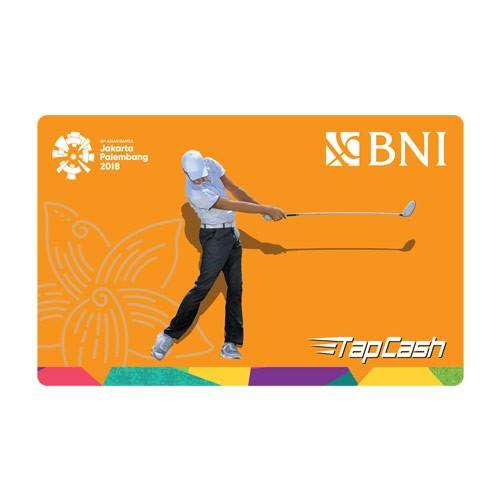 BNI TapCash Asian Games - Atlet Golf