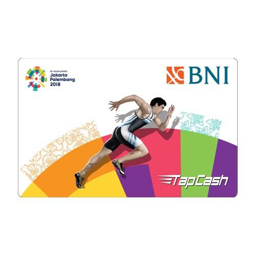 BNI TapCash Asian Games - Atlet Lari