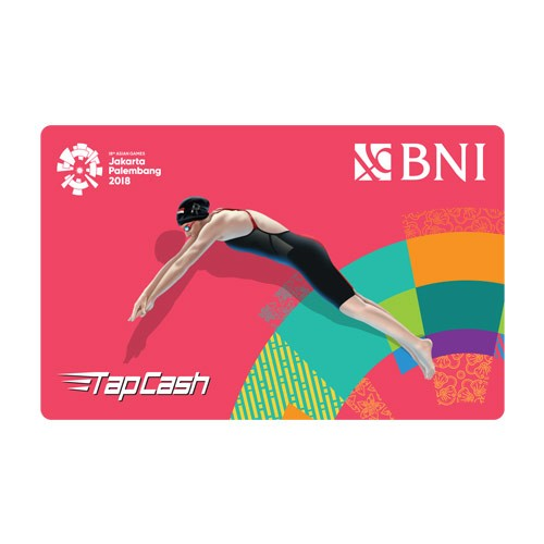 BNI TapCash Asian Games - Atlet Renang
