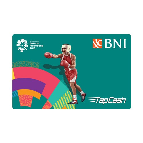 BNI TapCash Asian Games - Atlet Tinju