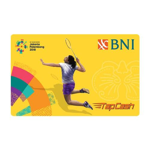 BNI TapCash Asian Games - Atlet Badminton