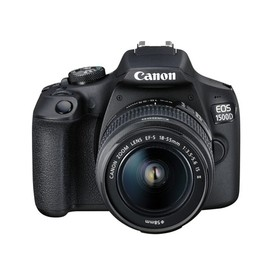 Canon EOS 1500D DSLR Camera