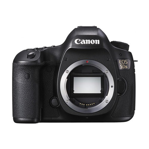 Canon EOS 5DS DSLR Camera Body Only - Black