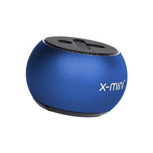 X-Mini Click 2 Portable Bluetooth Speakers - Midnight Blue