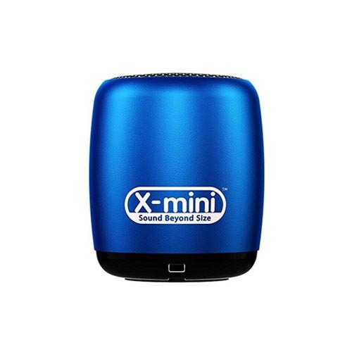 X-Mini Explore Portable Bluetooth Speakers - Blue