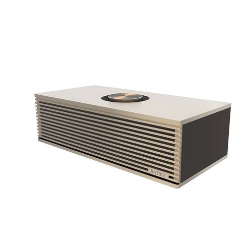 X-Mini Supa Portable Bluetooth Speakers - Apricot Gold