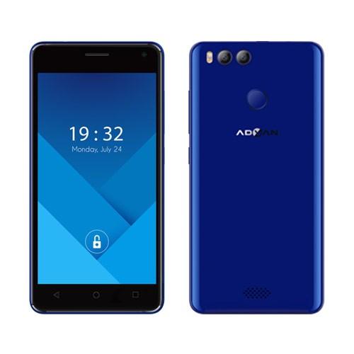 Advan i5C Duo 5 Inch (RAM 2GB/16GB) - Blue