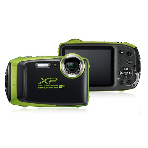 Fujifilm Finepix XP130 - Green