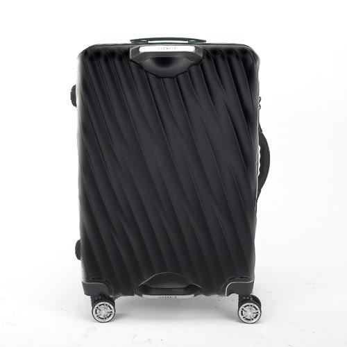 Lanwain Magic Grip Travel Suitcases Ziper 32 inch - Black