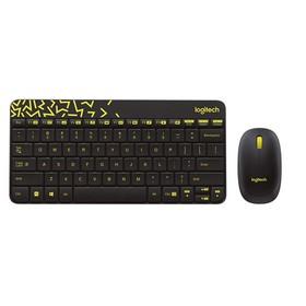 Logitech Keyboard + Mouse W