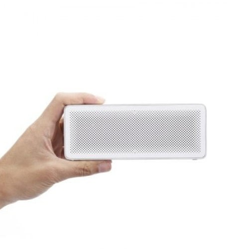 Xiaomi Square Box 2 Bluetooth Portable Speaker - White