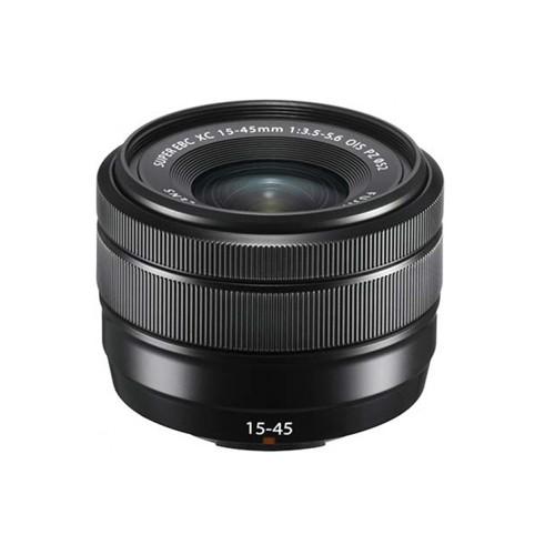 Fujifilm Fujinon Lens XC 15-45MM F3.5-5.6 OIS PZ - Black