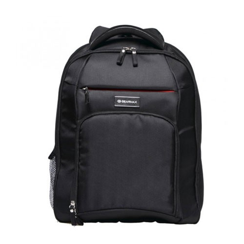 Gearmax Wiwu Premium Business Backpack for Laptop 15.4 Inch GM4905 - Black