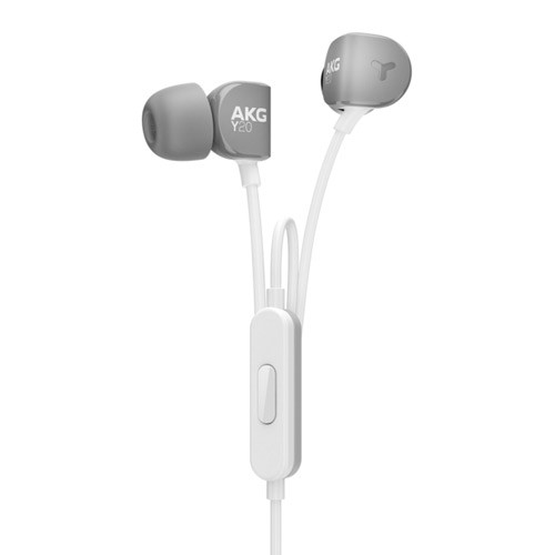 AKG In-Ear Headphone Stereo Y20U - Gray