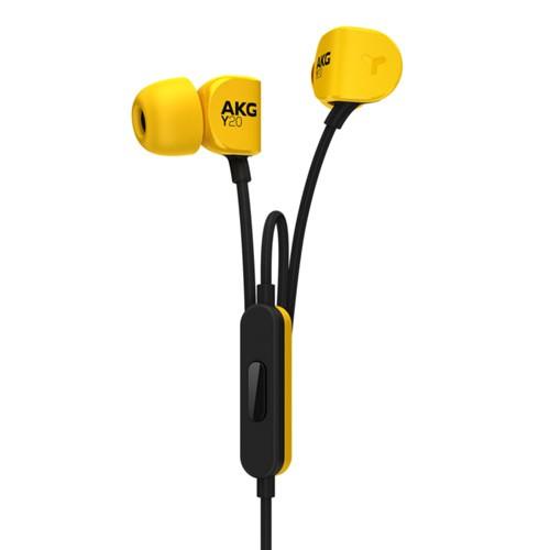 AKG In-Ear Headphone Stereo Y20U - Yellow