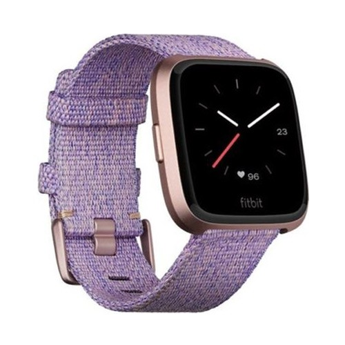 Fitbit Versa Special Edition - Lavender Woven