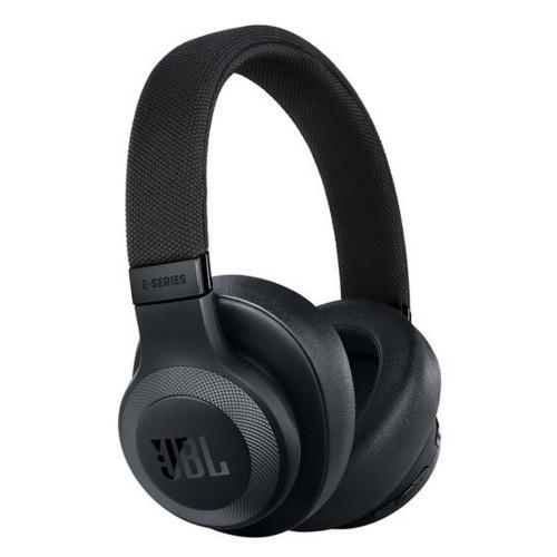 JBL Wireless Over-Ear Noise-Cancelling Headphones E65BTNC - Black