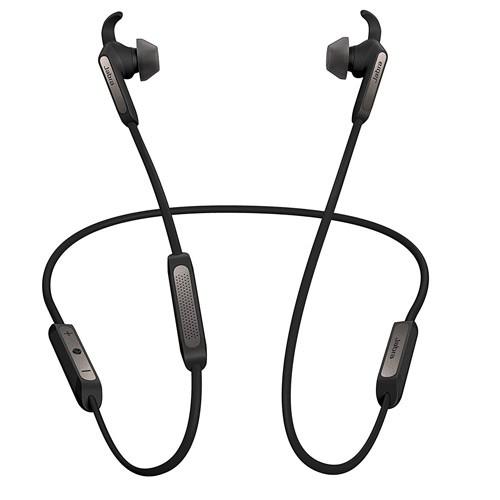Jabra Elite 45e Wireless In-Ear Headphones - Black