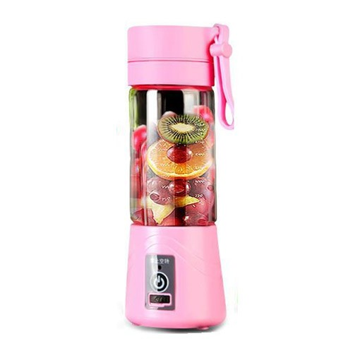 Juice Cup (Blender Portable) - Pink