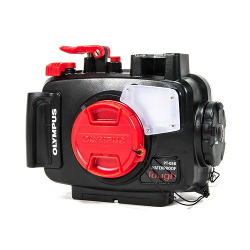 Olympus Underwater Housing Case PT-058