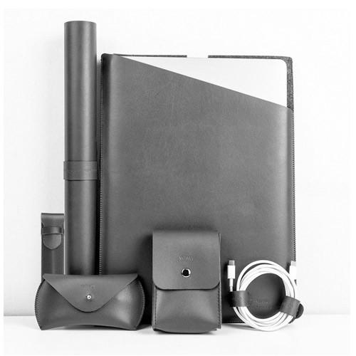 Wiwu Elite Protect Case Set 5 in 1 for MacBook 15.4 inch - Black