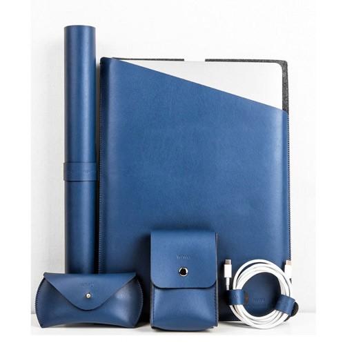 Wiwu Elite Protect Case Set 5 in 1 for MacBook 15.4 inch - Blue