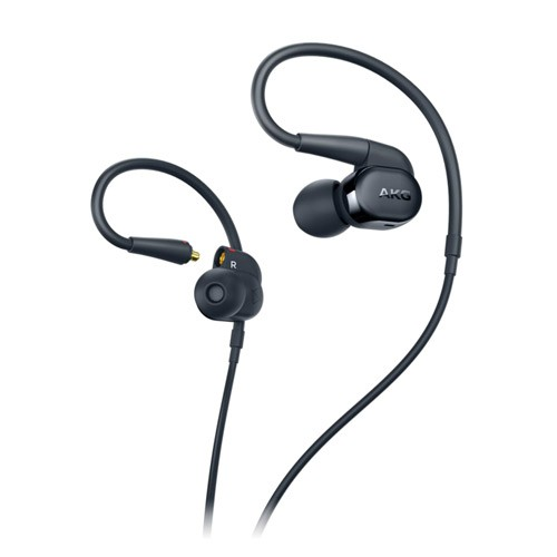 AKG Hi-Res In-Ear Headphones N30 - Black