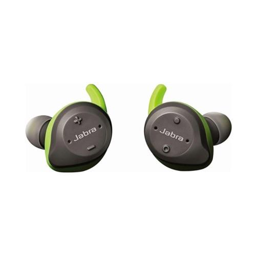 Jabra Elite Sport Wireless Earbuds - Grey Green
