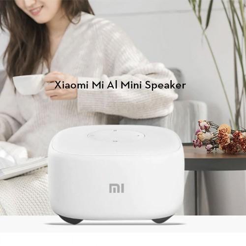 Xiaomi Mi AI Mini Speaker with Voice-Activated Assistant