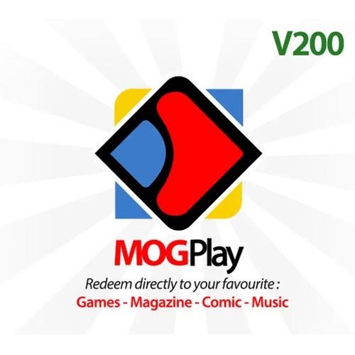 MOGPlay Voucher V200