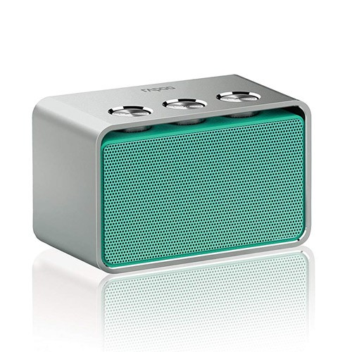 Rapoo Bluetooth Portable Speaker with NFC A600 - Green