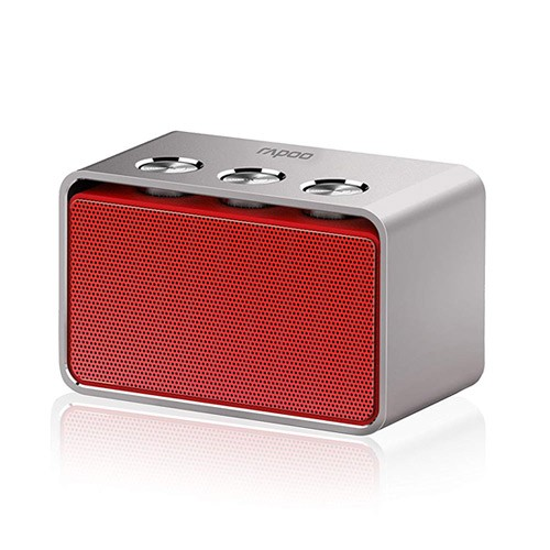 Rapoo Bluetooth Portable Speaker with NFC A600 - Red