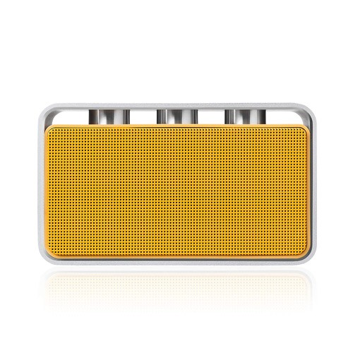 Rapoo Bluetooth Portable Speaker with NFC A600 - Yellow